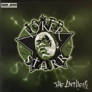 "Joker Starr - The Anthem/Raw Spittage (12"") (VG+/VG)"